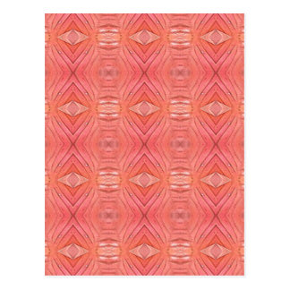 Personalize  This Pretty Peach Background Postcard