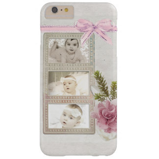 Personalize this Vintage Baby Photo Phone Case
