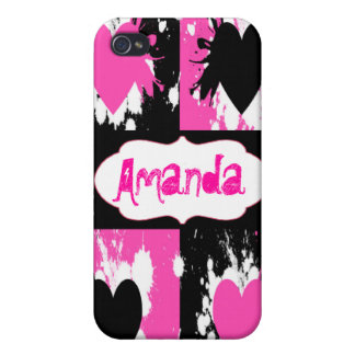 Personalize Totally Teenage iPhone Cover Covers For iPhone 4