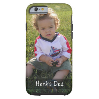 Personalize with a Photo of Your Awesome Kid Tough iPhone 6 Case