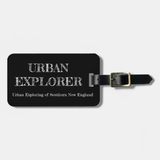 Personalize your bags on your adventures luggage tag