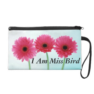 Personalize Your Clutch! Wristlets
