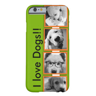 Personalize your love for Animals!!!! Barely There iPhone 6 Case