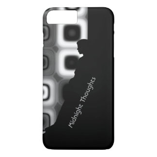 Personalize Your Midnight Thoughts iPhone 7 Plus Case