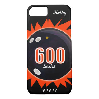 Personalized 600 Bowling Series Case