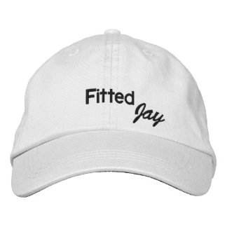 Personalized Adjustable Hat (custom) Embroidered Baseball Cap