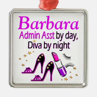 PERSONALIZED ADMIN ASST PERSONALIZED ORNAMENT