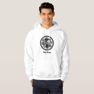 Personalized Akita Dog Lover Breed Hoodie