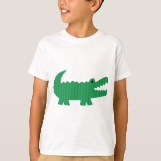 Personalized alligator print T-Shirt
