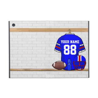 Personalized American Football Grid Iron jersey iPad Mini Case