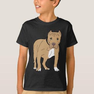 Personalized American Pitbull Dog T-Shirt