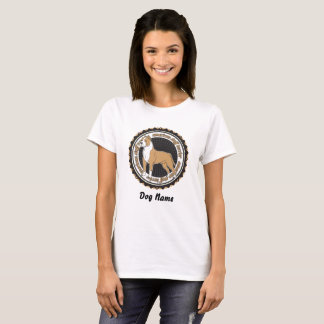 Personalized American Staffordshire Dog Lovers T-Shirt