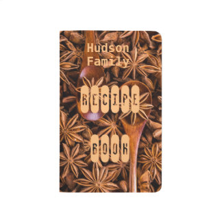 Personalized|| Anise Recipe Book