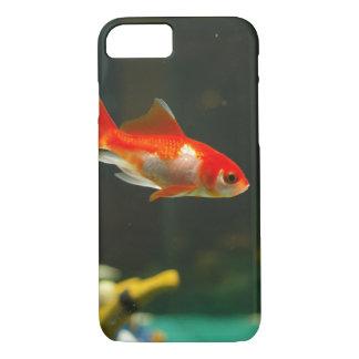 Personalized Aquarium Specialty Gold Fish iPhone 7 Case