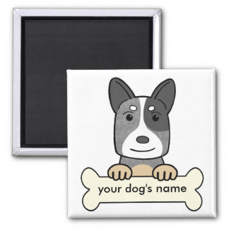 Personalized Australian Cattle Dog Magnet