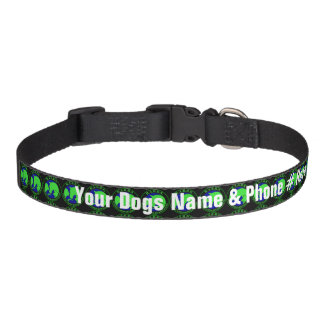 Personalized BABBS Dog Collar