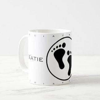 Personalized Baby Feet Pediatrician Coffee Mug