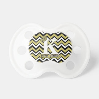 Personalized Baby Paci Dummy