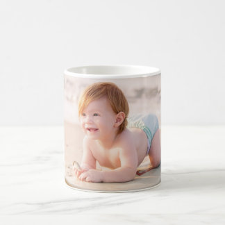 Personalized Baby PHoto Mug