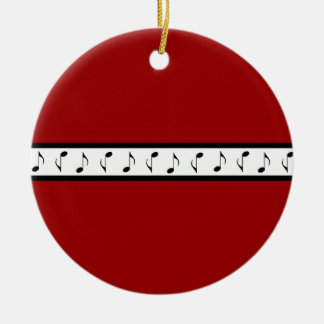 Personalized Band Music Ornament Gift