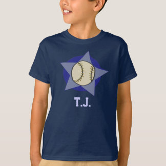 Personalized Baseball (Any Name) T-Shirt