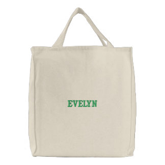 Personalized Basic Tote Bag