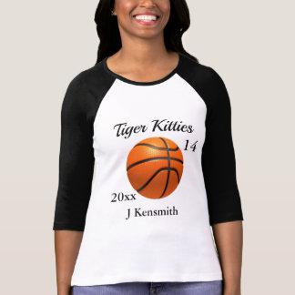 Personalized Basketball Champions League design ld T-Shirt