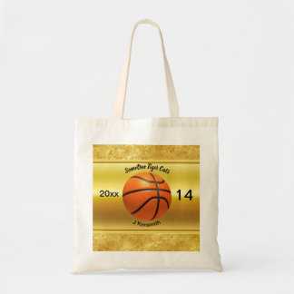 Personalized Basketball Champions League design Tote Bag
