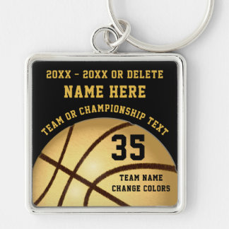 Personalized Basketball Keychains Your Color, Text