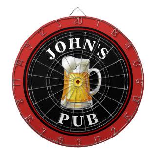 Personalized Beer Pub Dartboard