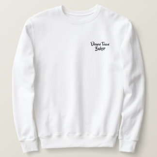 Personalized Black Script BTMF Sweatshirt