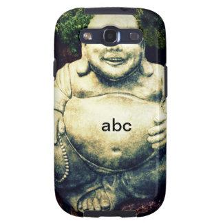 Personalized Buddhist Happy Buddha Samsung Galaxy SIII Cases