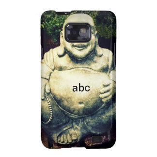 Personalized Buddhist Happy Buddha Galaxy SII Case