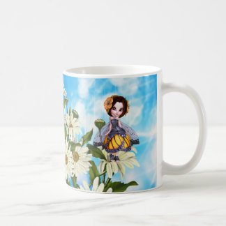 Personalized Butterfly Fairy Mug