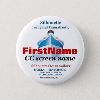 Personalized Button #3 (first & CC screen name)