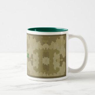 Personalized Camo Mug
