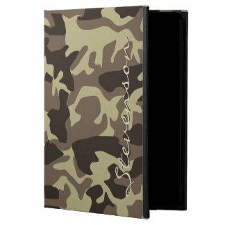 Personalized Camouflage Camo Pattern Monogram