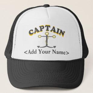 Personalized Captain Hat 5d4eaac2d262