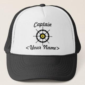 Personalized Captain Hat