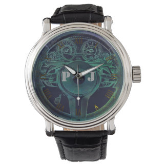 Personalized Car Themed Design Watch