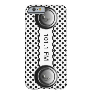 Personalized Cassette Player Barely There iPhone 6 Case
