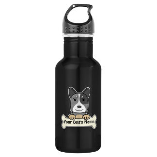 Personalized Cattle Dog 532 Ml Water Bottle