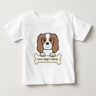 Personalized Cavalier Baby T-Shirt