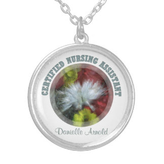 Personalized: Certified Nursing Assistant Necklace