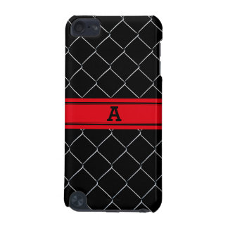 Personalized Chain Link Fence Pattern iPod Touch 5G Case
