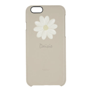 Personalized Champagne Gold iPhone 6/6s Case