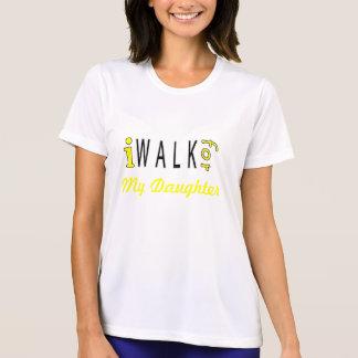 Personalized Charity Ladies Micro-Fiber T-Shirt