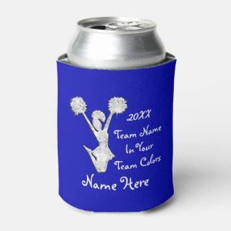 Personalized Cheap Cheerleader Gift Ideas Can Cooler