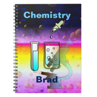 Personalized Chemistry NoteBook