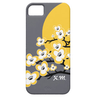 Personalized Cherry Blossom iPhone 5/5S Case